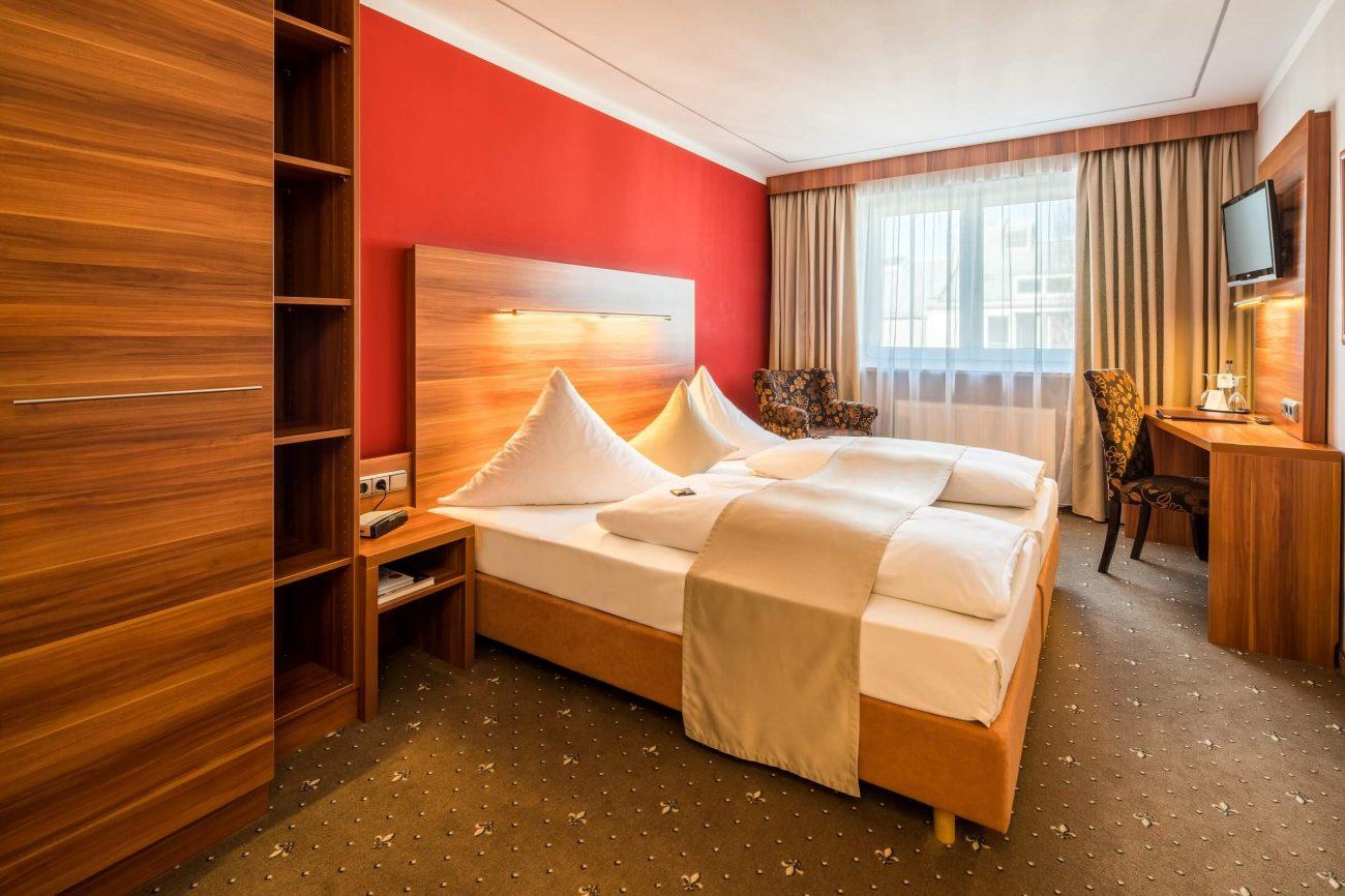 Komfort Doppelzimmer (Beispielbild)