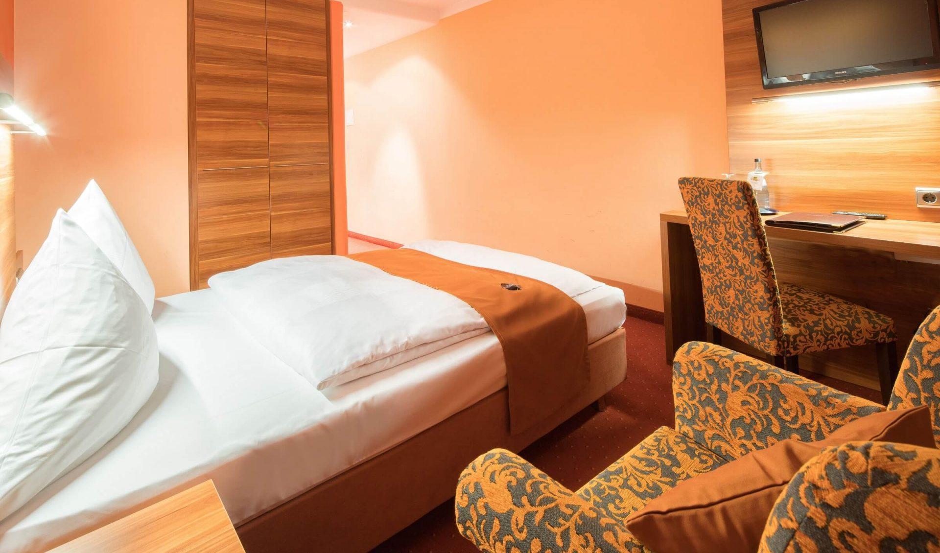 Komfort Einzelzimmer (Beispielbild)
